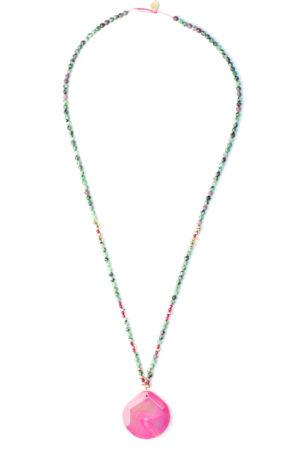 Wichita sautoir collier bijoux boutique agate